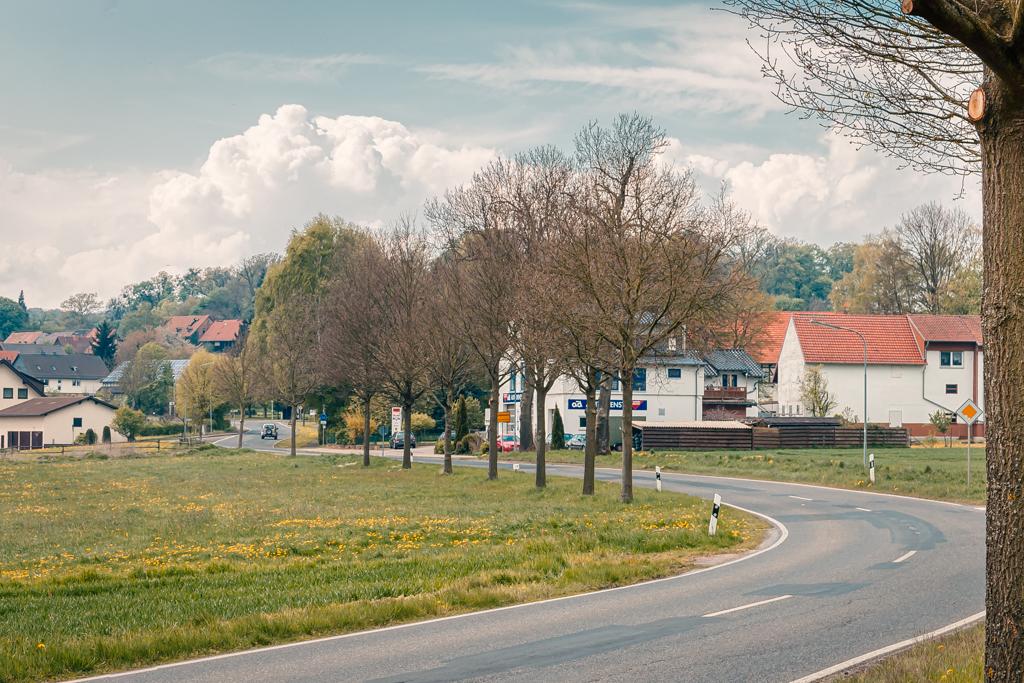 Dorfansicht Ost Merzhäuser Straße